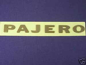 2-Gold-Badges-Pajero