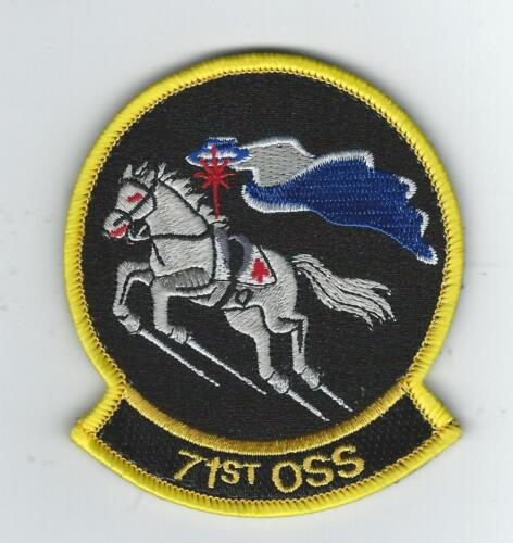 patch 71st OSS THEIR LATEST