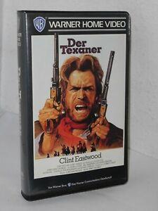 Der-Texaner-Clint-Eastwood-VHS-Kassette