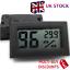 Digital-LCD-Thermometer-Sensor-Hygrometer-Temperature-Humidity-Meter-Gauge-Home thumbnail 1