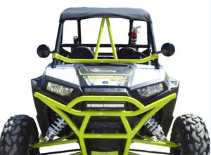 Dragonfire Racing UTV RacePace Intrusion Bar Lime Polaris RZR 900 XP 1000