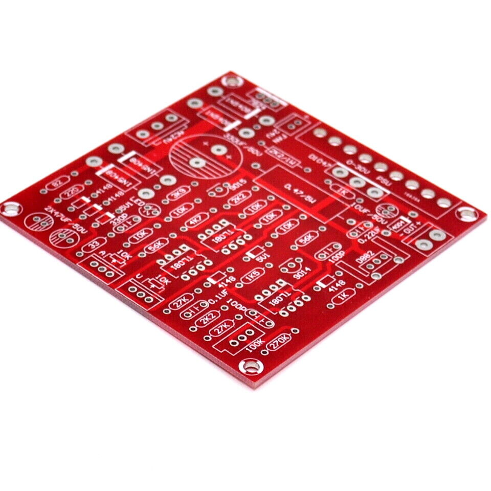 0-30V DC Power Short-Circuit Module Board 2MA-3A Adjustable Protection Tools Kit