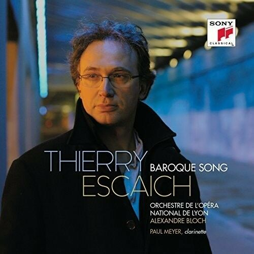 Thierry Escaich - Baroque Song [New CD] Germany - Import