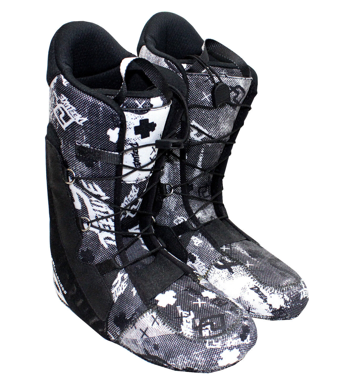 Innenschuh für HardStiefel - - - SoftStiefel LACER normale Schuh Deelux Raichle Blax UPZ 59e1eb