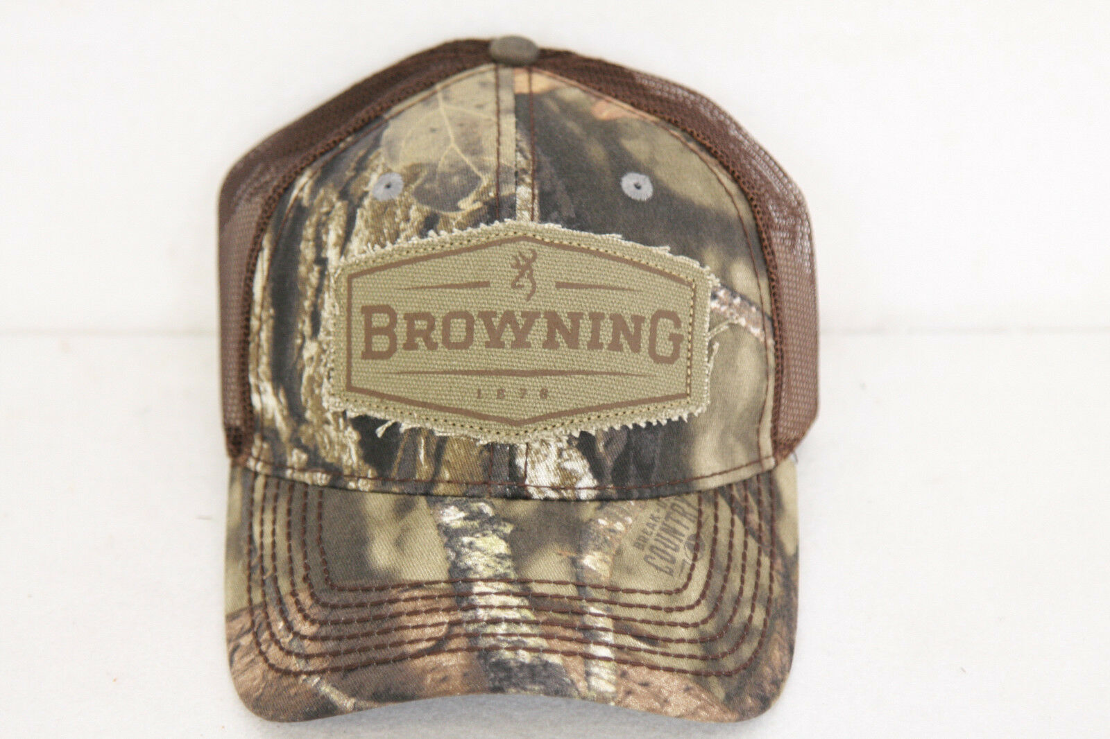 dcfeaf0f305 Browning Atlus Trucker Cap Mossy Oak Break up Country for sale ...