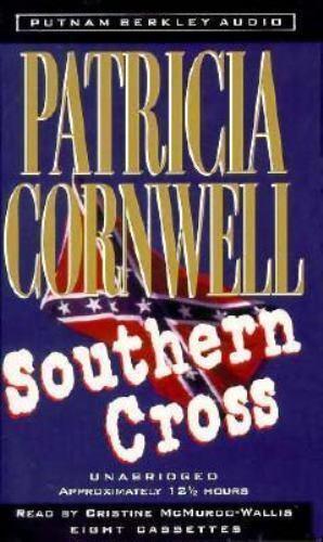 """Southern Cross"" Patricia Cornwell - UnAbridged Audio Cassettes 3"