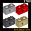 mattone 1 x 2 con foroVari colori LEGO 3700 Technic