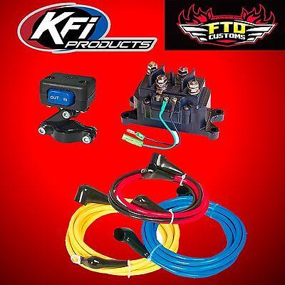ATV-HR KFI Universal 14/' Corded Remote Kit