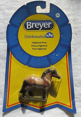 Breyer Stablemates Highland Pony Horse Figure #5900