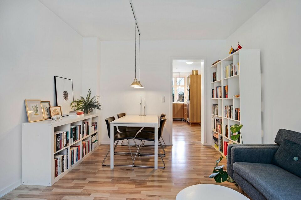 2300 2 vær. lejlighed, 65 m2, Vermlandsgade 83 Short rent