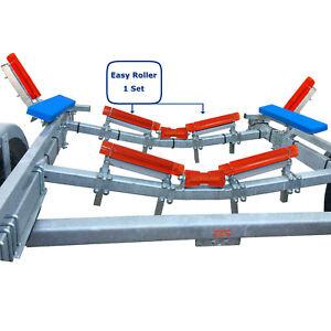 1-Set-Easy-Roller-Stoltz-Sliphilfe-Zentrierhilfe-NEU-Boot-Trailer-Slippen