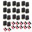 XT60-Goldstecker-Lipo-Akku-Stecker-Buchse-Schrumpfschlauch-1-2-3-4-5-10-20-60A Indexbild 3