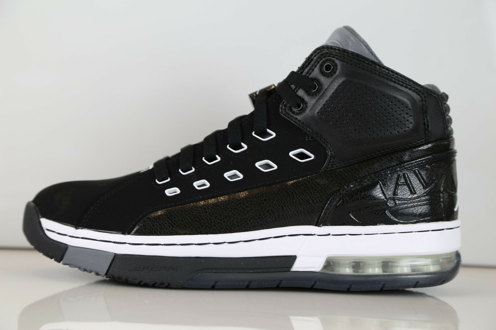 Nike Air Jordan Ol' School Black White Cool Grey 317223-013 8-14 1 retro 3 11 4 The most popular shoes for men and women
