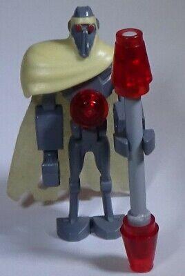 STAR WARS LEGO MINIFIGURE MAGNA GUARD DROID+STAFF SET 7752 7673 MAGNAGUARD CLONE