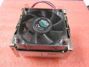 Details about 3 Pin Wire Cm12v Cooling Fan W/ Heat Sink Kdh-5059b Cooler  Master Socket 478