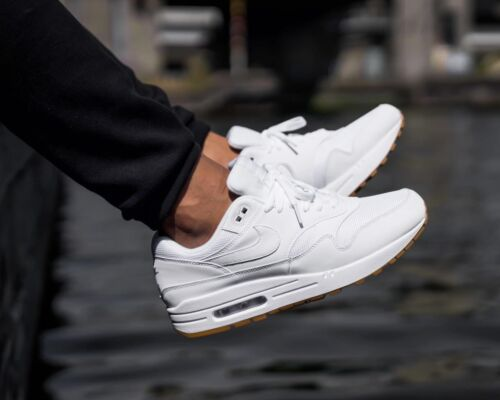 Size Bnwb ® 1 Sole Authentic 7 White With amp; Nike Max Trainers Air Uk Gum All HBrx6HqwgY