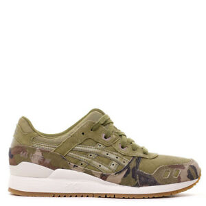 d4cb71e3844c ASICS TIGER GEL-LYTE III MEN S MARTINI OLIVE STYLE HL7W0.8686 SIZE 7 ...