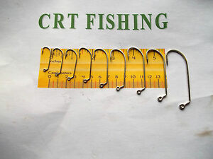 EAGLE CLAW --413- #7//0 JIG HOOK 100 PCS PER PACKAGE