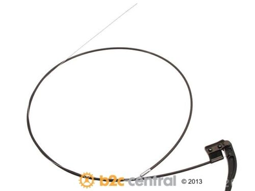 Gemo Hood Release Cable fits 1980-1987 Audi Coupe 4000 4000 Quattro  FBS