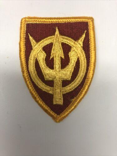 4th Transportation Command U.S Army Shoulder Patch Insignia