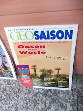 Geo Saison, Das Reisemagazin, Heft Nr. 1/2 Januar / Februar 1995