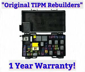 2011 jeep wrangler tipm fuse box integrated power module oem 1999 Jeep Wrangler Fuse Box Diagram image is loading 2011 jeep wrangler tipm fuse box integrated power