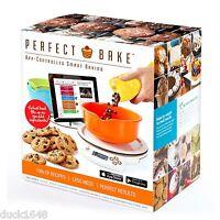Perfect Bake Smart Scale & Recipe App