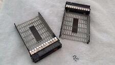 HP HOT SWAP 3.5 SATA SAS TRAY CADDY SLED 373211-001 ML350 ML370 G6 SERVER LOT 2