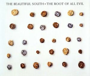 Music-CD-The-Beautiful-South-The-Root-Of-All-Evil