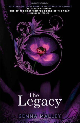 1 of 1 - The Legacy (Declaration) by Malley, Gemma 1408836890 The Cheap Fast Free Post