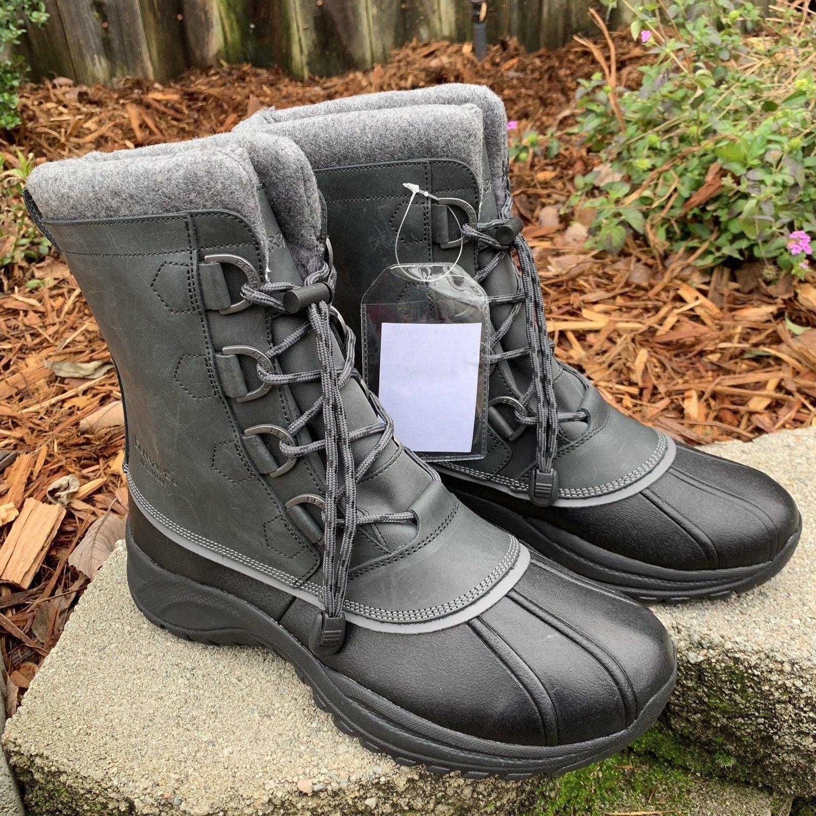 Neu  Bearpaw Colton Schlamm Stiefel Grau Wasserfest Allwetter Schnee Herren 9     | Wirtschaftlich und praktisch
