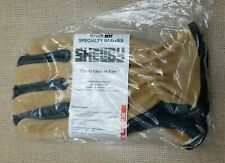 Shelby Firewall Steamblock Specialty Fire Gloves Pigskin Adult Size Large
