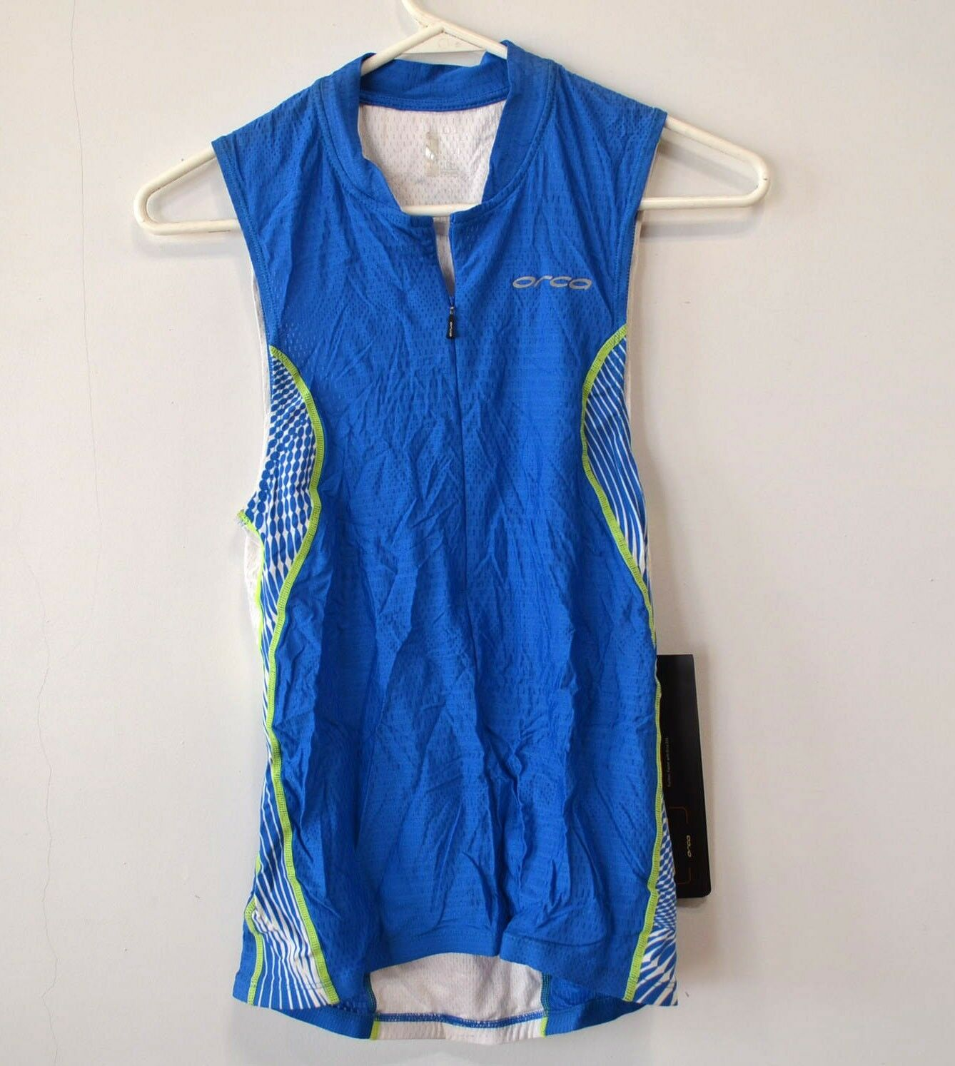 Orca 226 Tri Tank MD bluee triathalon cycling running