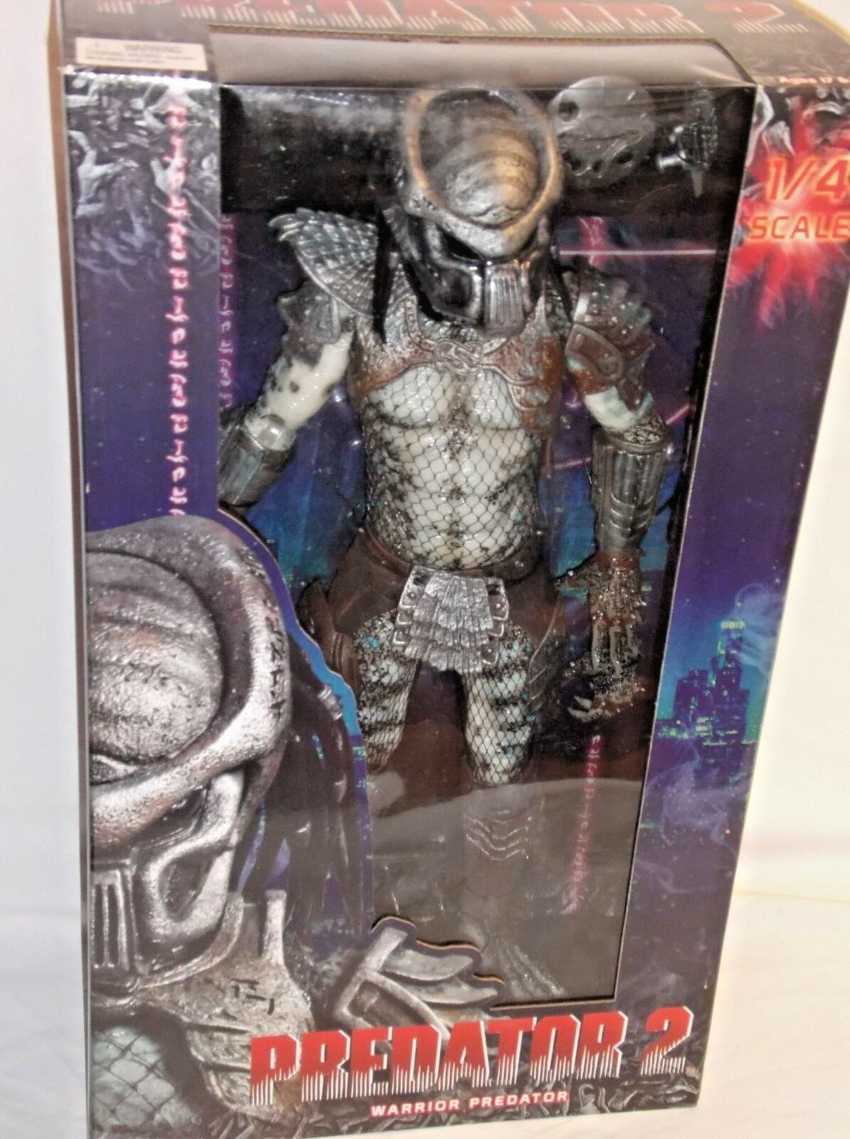 MISP NECA WARRIOR PROTATOR 2 Lost Tribe 1/4 Scale 18