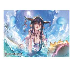 Granblue Fantasy Extra Festival 2019 Danua Character Bathing Poster Anime Art
