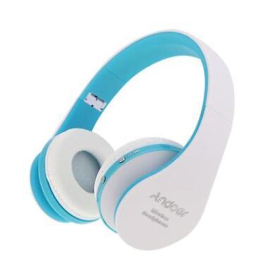Andoer On-Ear 3.5mm Wireless Bluetooth Headphones