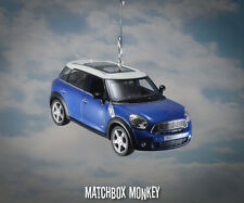 Deluxe Hard Top Austin Mini Cooper S Countryman Christmas Ornament 1/36th BMW