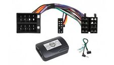 OPEL OMEGA B, VECTRA B + C, ZAFIRA A; Auto Radio Adapter + Lenkrad Adapter Kabel