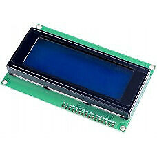 LCD Display 20x4 (for Arduino / PIC)
