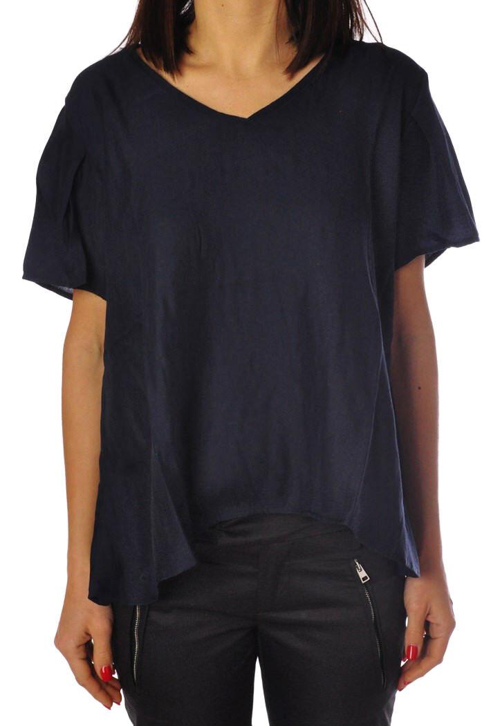 Woolrich - Shirts-Blouses - woman - Blau - 836718C183639