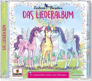 EINHORN-PARADIES-DAS-LIEDERALBUM-CD-NEU