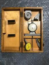 Vintage Baty Dial Gauge No 1 Extensometertestmaster 002 Mmfederal Testnaster