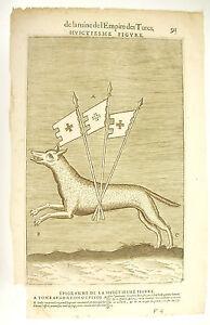 Nicolas DE NICOLAY c 1650 ruine de l'Empire des Turcs sous une peau de renard .. - France - Une fois l'objet reu, contactez le vendeur dans un délai de Frais de retour 14 derniers jours L'acheteur paie les frais de retour - France
