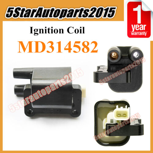 OEM# MD314582 Ignition Coil Fits Mitsubishi Montero Sport 1997-2004 3.0L 3.5L V6