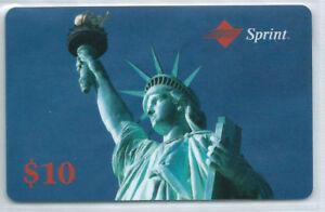 USA-Sprint-10-Lady-Liberty-RS-engl-NEU-MINT-ED-11-93