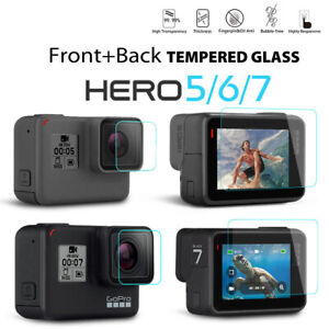 For-Gopro-Hero-7-6-5-Camera-Accessories-Lens-amp-Screen-Protector-Protective-Film