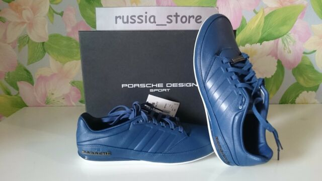 b73d673fc708 Porsche Design TYP 64 2.0 mens sneakers leather trainers adidas S81681 size  US 8