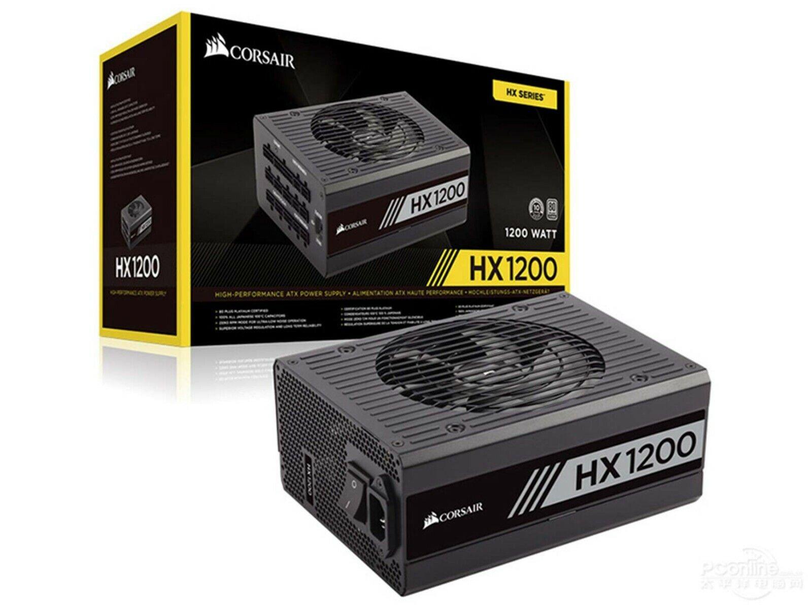 6+2pin PCI-E VGA Power Supply Cable for CORSAIR HX1200(1200W) and GPU 50cm
