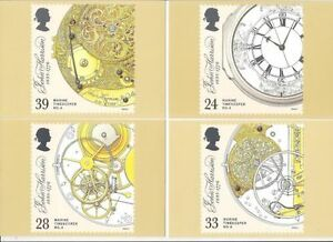 GB POSTCARDS PHQ CARDS NO. 150 MINT 1993 MARINE TIMEKEEPERS 10% OFF 5+