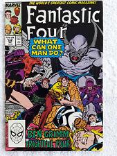 Marvel FANTASTIC FOUR #343 UNUSED STOCK  C4.89